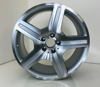Picture of Reconditioned Set Of S550 AMG 19 Inch Rims Staggered